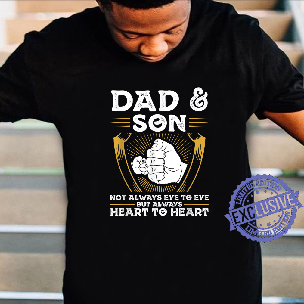 Fathers Day Shirt Dad Son Matching Fathers Day Shirt