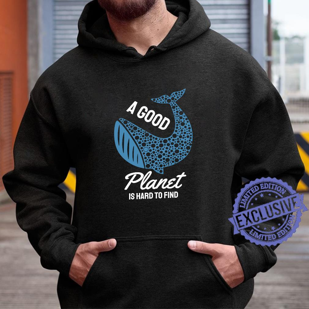 Save The Whales Ocean Conservation Shirt hoodie