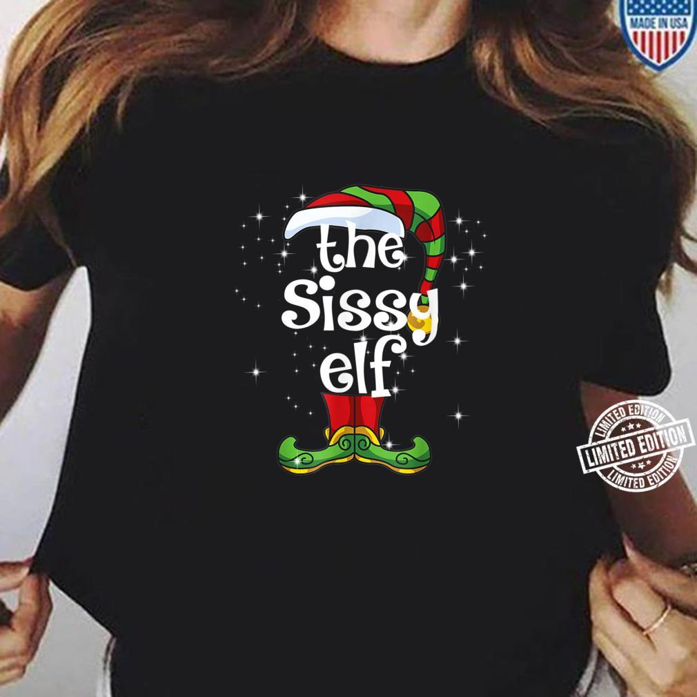 Details about  /Sassy Elf Family Matching Christmas Gift Costume T-Shirt